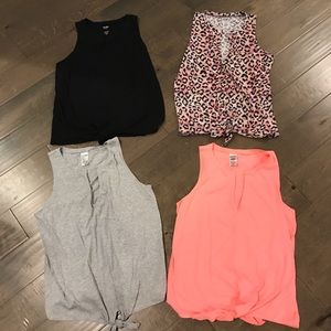 Bundle of Victoria's Sport workout Tops
